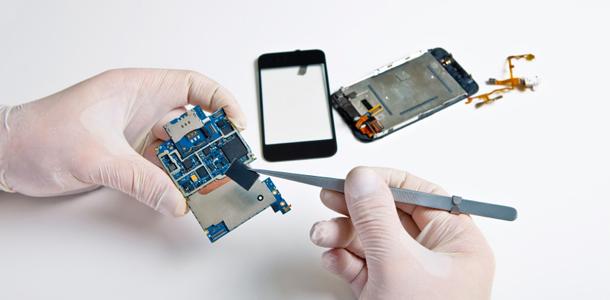 10 Reparos de celulares mais procurados