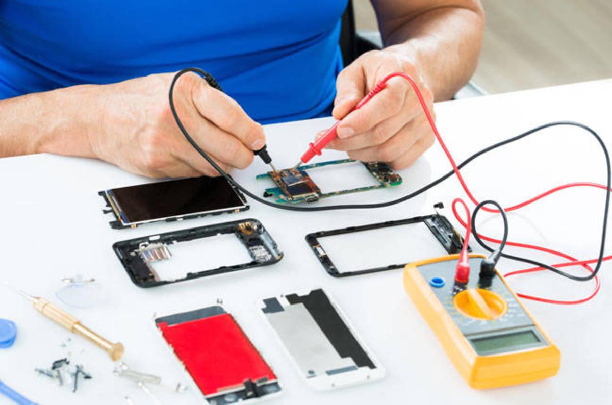 Os grandes desafios do tecnico em manutenção de celulares