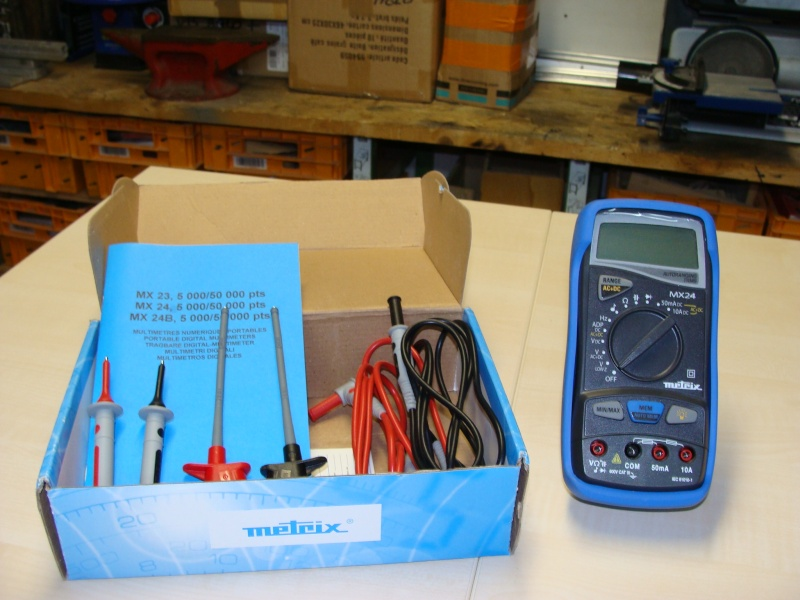Como usar o multímetro em reparo de placas