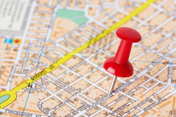 localização da assistencia de celulares