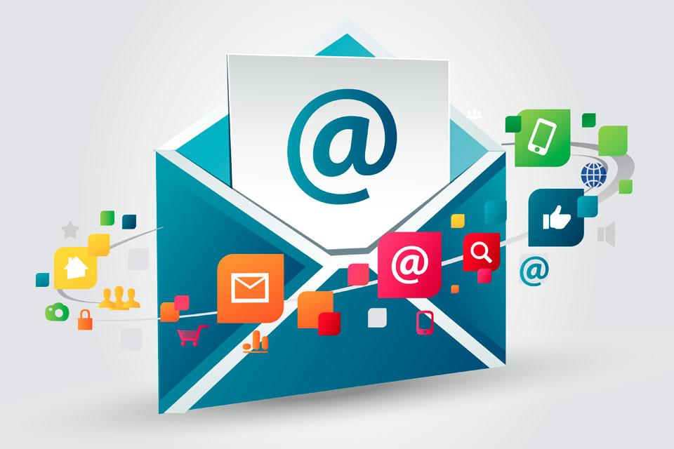 E-mail marketing para manutenção de celulares