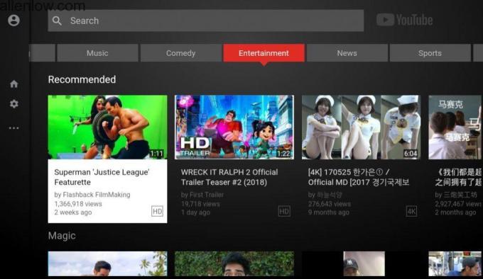 Youtube para manutenção de celulares